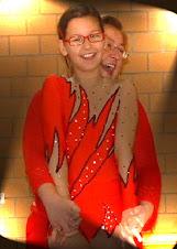 Eu e a minha querida mãe
