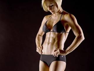 bodybuilding: Jamie Eason Pictures: Fitness Model on Top After Beating