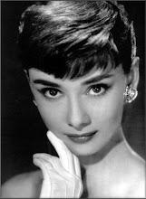Audrey - a minha inspiração