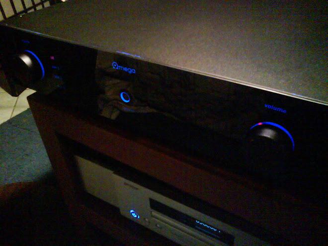 Ωmega integrated amplifier