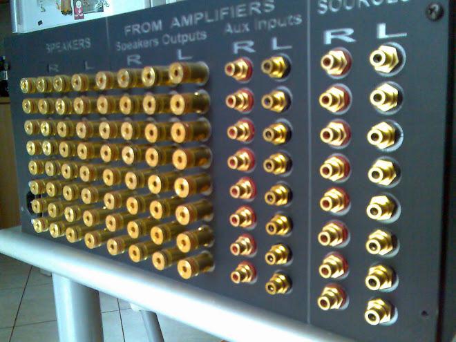 Ωmega studio multiselector