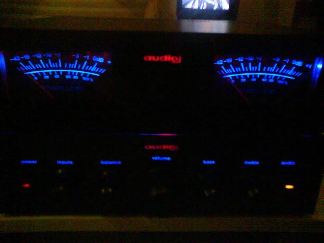 micro size power amplifier-preamplifier