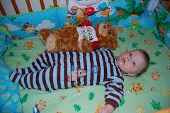 My 1st Teddy Bear: Peanut Butter
