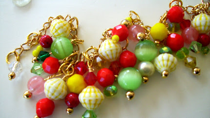 Fun On The Boardwalk Charm Bracelet