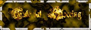 Golden Fire Text Effect