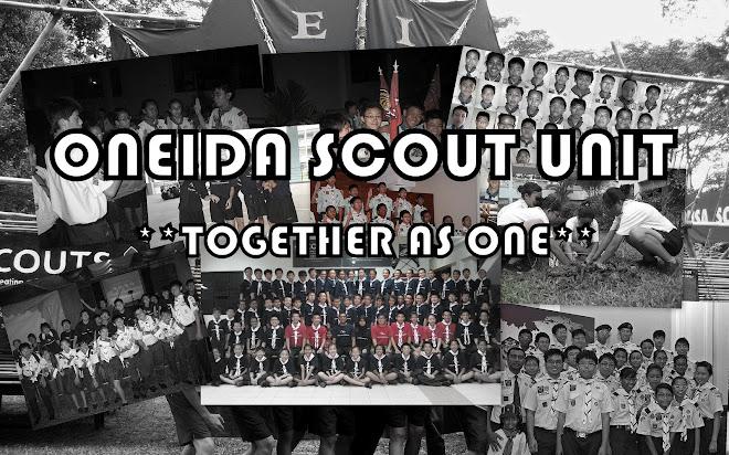 Oneida Scout Unit