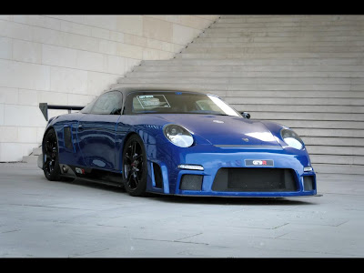 The 9FF GT9 Porsche Sport Car