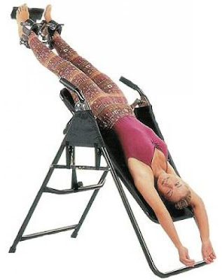 Exercise Equipment Inversion Table