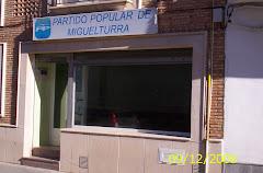 Sede PP de Miguelturra