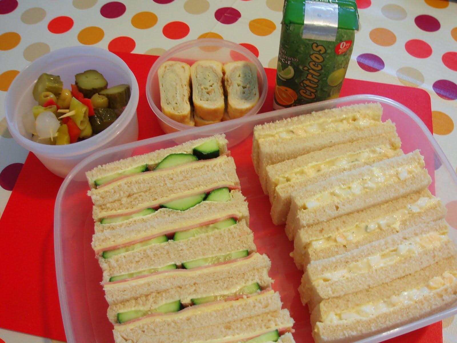 Entre pucheros la comida para llevar el martes santo - Platos para picnic ...