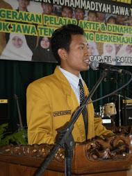 Pidato Ketua Umum PW IRM Jateng