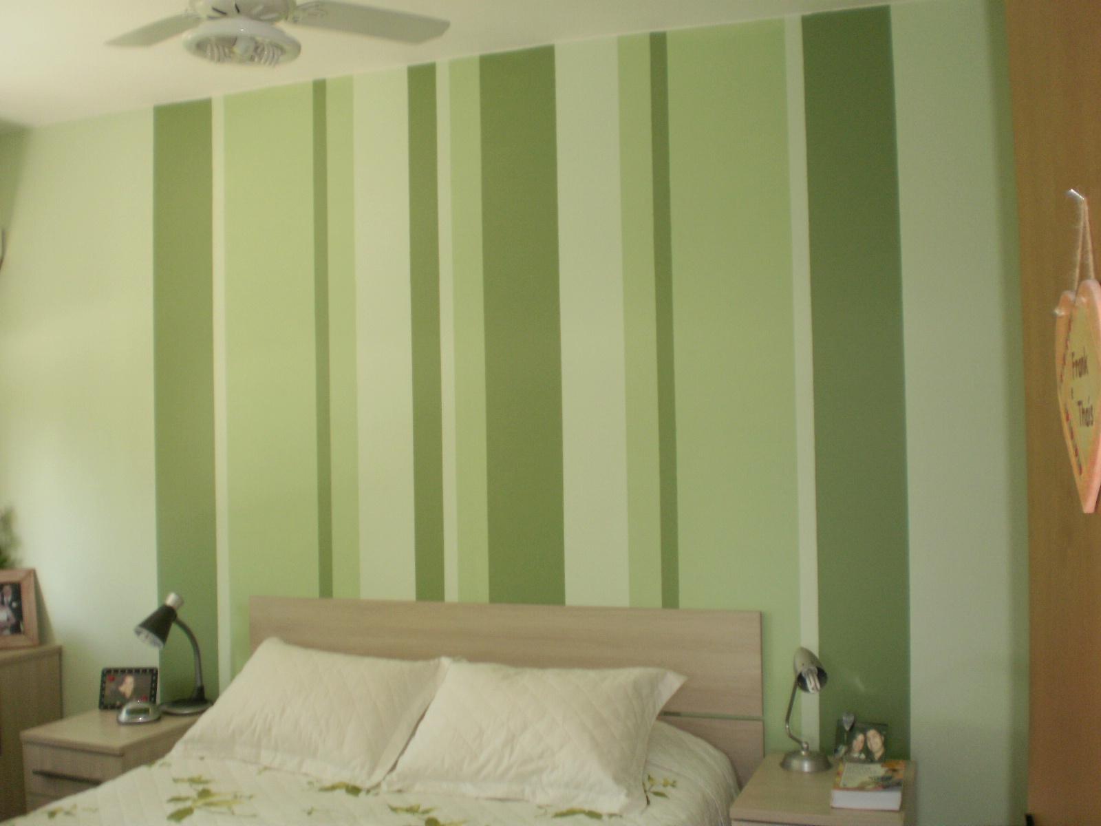 Tutorial listras na parede striped wall part 1 - Pinturas para paredes ...