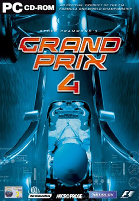Categoria corrida, Capa Download Grand Prix 4 (PC)