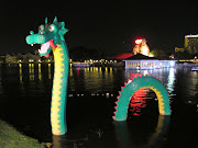 We went to Downtown Disney several times, but I didn't take many pictures. (img )