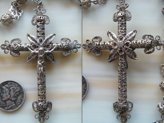 dating rosaries Prayer beads are used by members of various religious dating from the 17th pathways to meditation and spirituality using rosaries, prayer beads and sacred.