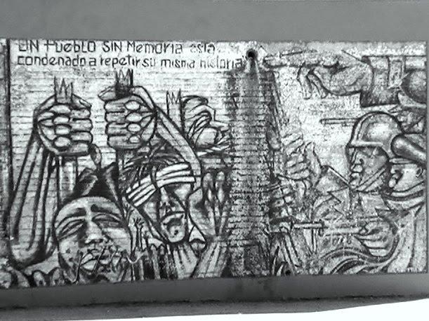 Mural de la Memoria