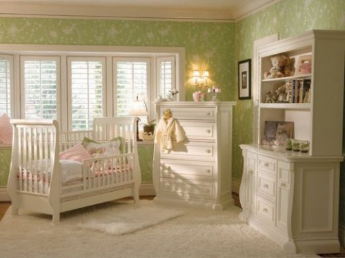 designs home interior design decor baby nursery wallpaper ideas