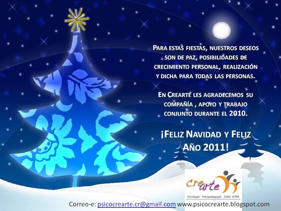 Crearte buenos deseos para la navidad y el 2011 - Deseos para la navidad ...