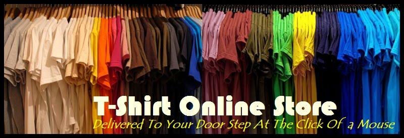 T-Shirt Online Store