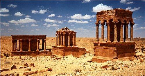 مدونة الآثار الليبية