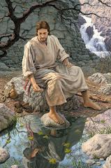 † يسوع هو ينبوع الماء الحي