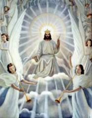 † يسوع هو الإله الذي ياتي ليدين المسكونة