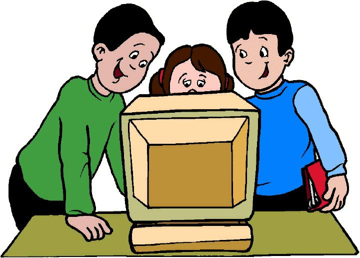 computer education clipart - photo #44