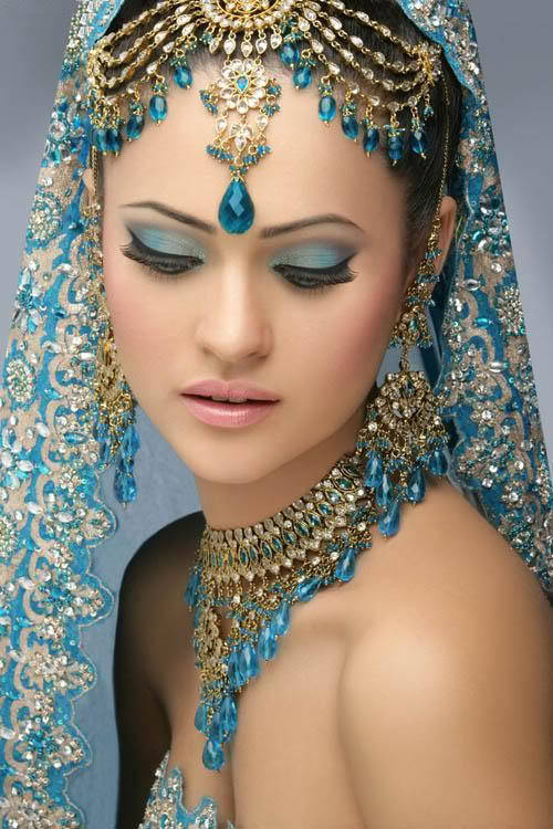 bridal makeup in india. Agra, Agra, India - 282001