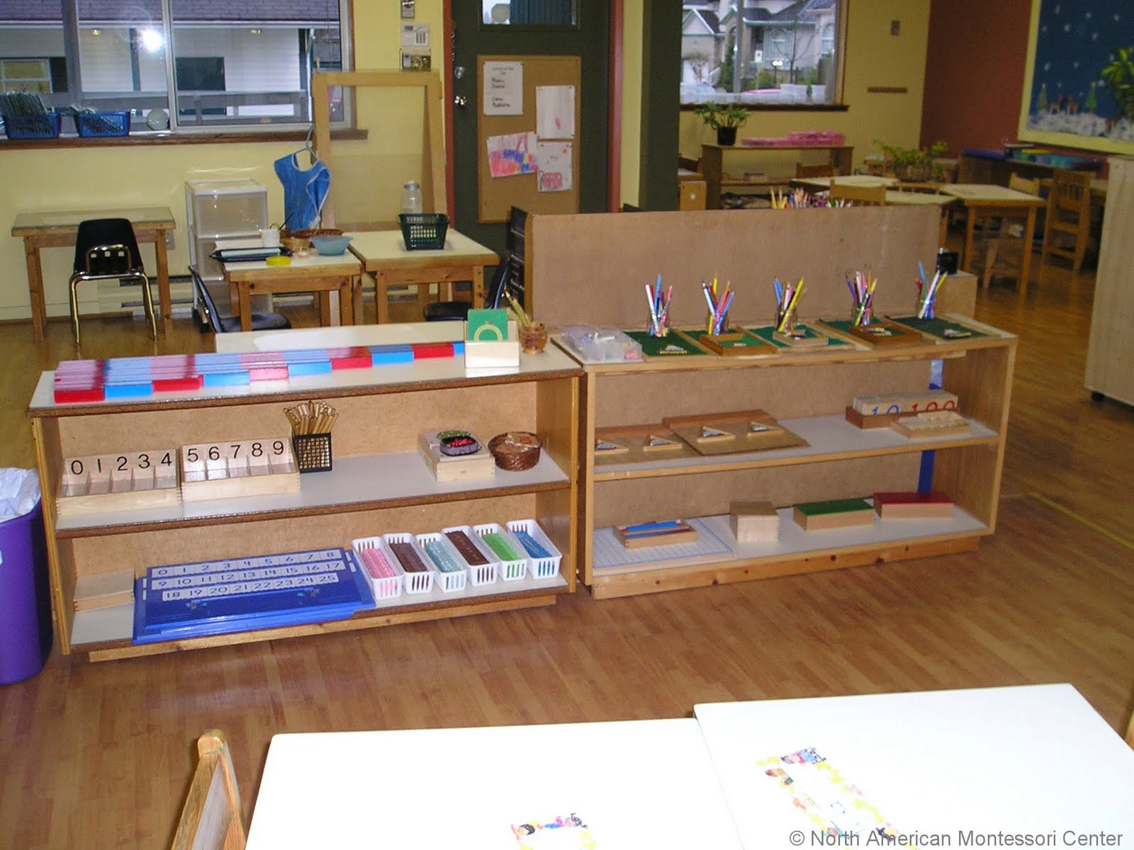 ... give you some insight into a typical day in my Montessori classroom