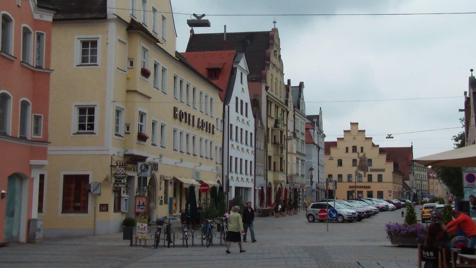 Ingolstadt Frankenstein