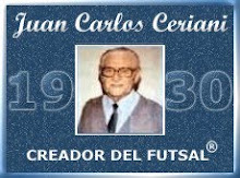Página dedicada al Padre del Futsal