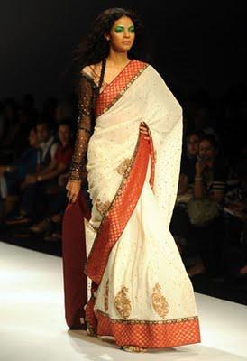 Lake Me Fashion Week Joy Mitra Fashion Designing Plus