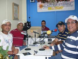 Escuche todos los domingos a las 9:00 am el programa El Empedraero y sus amigos...Haga click aqui.