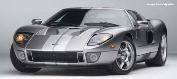 Ford Gt Top Speed  Km H          Mph Engine Dohc V  Supercharged