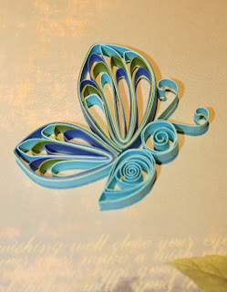 Craftsfrenzy quilling frenzy wedding guestbook deco for Deco quilling