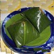 Sweet Desserts: Kueh Pulut Inti