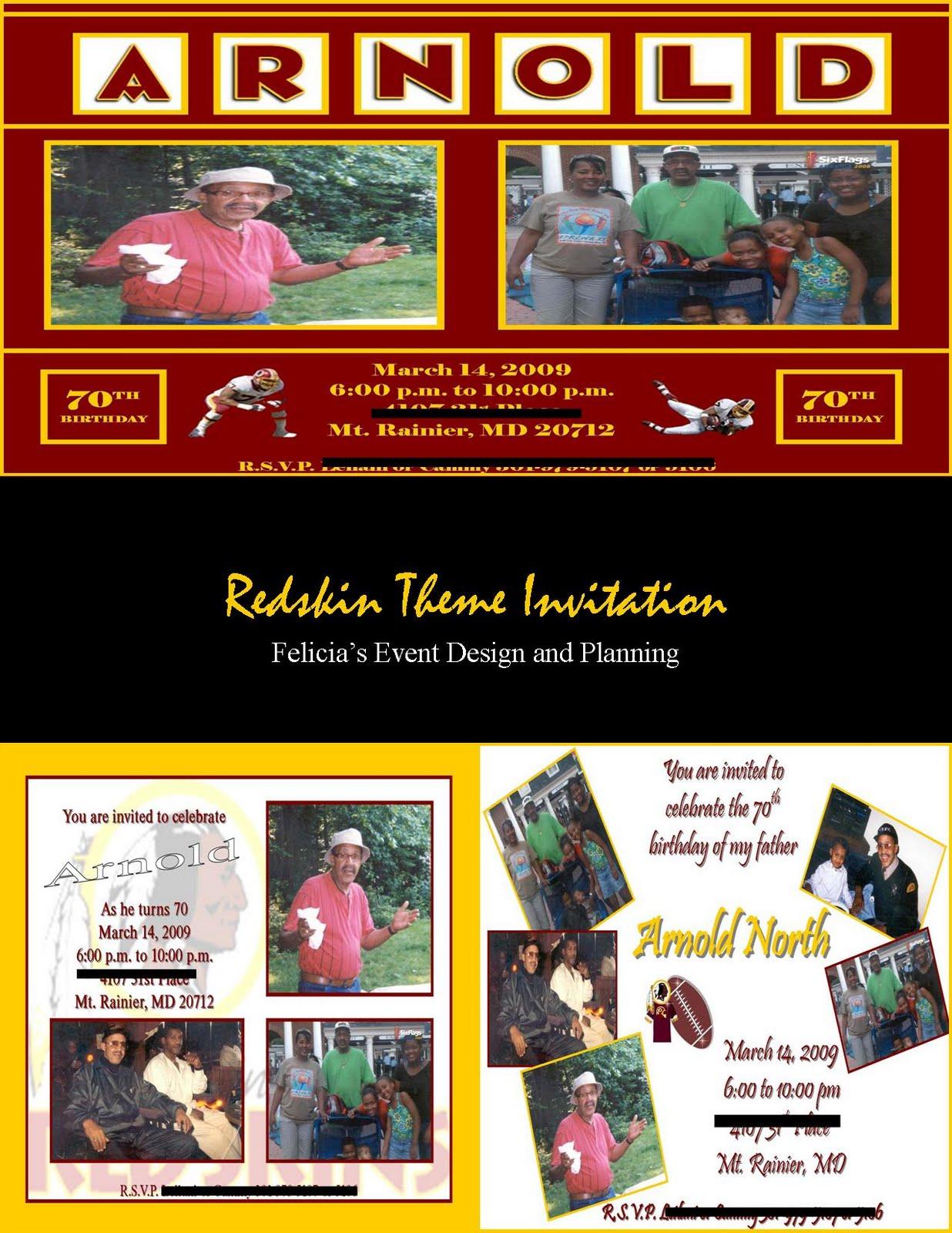 Handmade Invitations | Felicia\'s Event Design and Planning