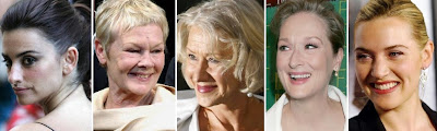 CLICK for a bigger, better view of Penelope, Judi, Helen, Meryl and Kate