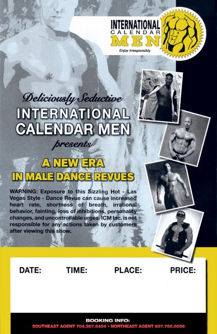 International calender men