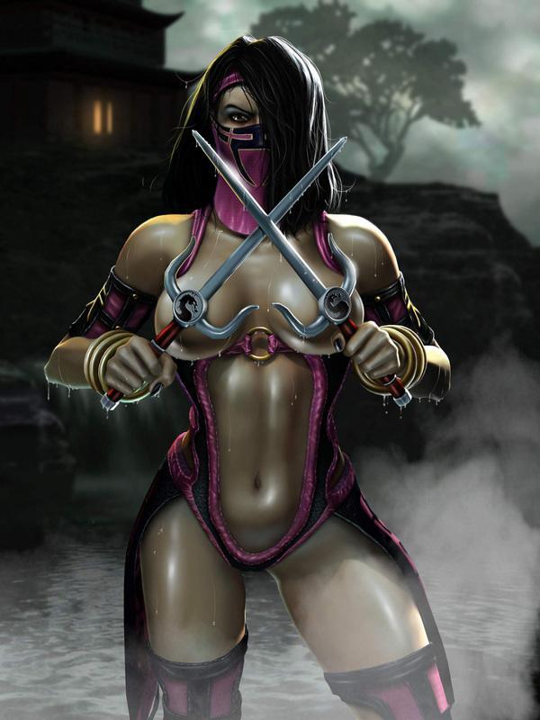 mortal kombat 9 mileena. Mortal Kombat - Mileena