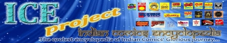 The ICE Project (Indian Comics Encyclopedia)