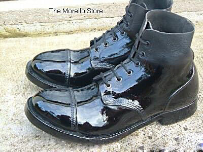 Morello Ammo boot polish