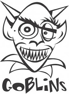 Goblins Coloring Pages