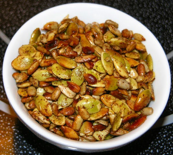 Fibromyalgia: Meet Your Match: Sweet and spicy pumpkin seeds
