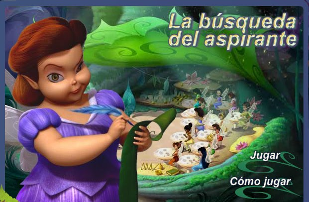 Juego Hadas Disney