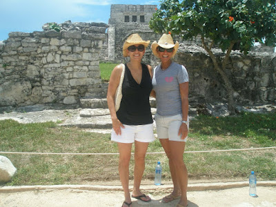 The Ruins at Tulum Mexioc