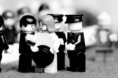 Un día con mis amigos los LEGOS