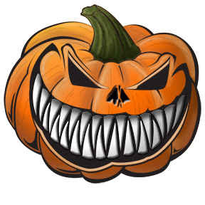 Just jan pumpkin teeth for Vampire teeth pumpkin stencils
