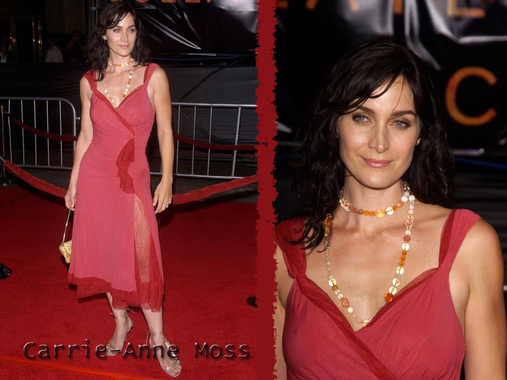 Carrie Anne Moss - Images