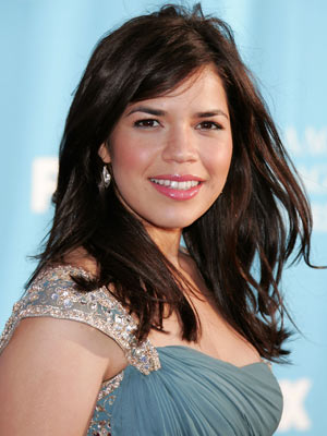 our family wedding america ferrera wedding dress. tattoo Our Family Wedding